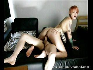 Любительское порно видео молодых